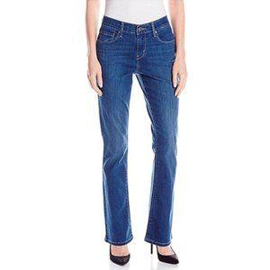 Levis 515 Bootcut Jeans Size 8L